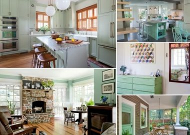 10 Reasons to Decorate with Ravishing Mint Green fi