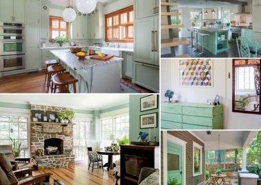 10 Reasons to Decorate with Ravishing Mint Green fi