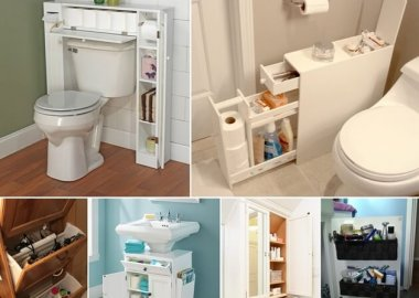 10 Space-Saving Storage Ideas for Your Bathroom fi