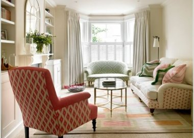 10 Ways to Use Pastels in Your Living Room 2