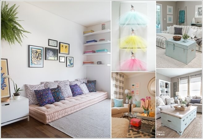 10 Ways To Use Pastels In Your Living Room