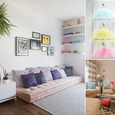 10 Ways to Use Pastels in Your Living Room fi