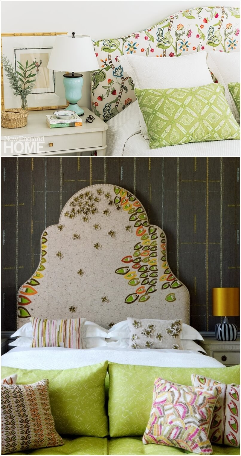 10 Wonderful Embroidery Home Decor Ideas