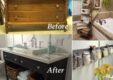13 Things to Recycle for Your Bathroom Decor fi