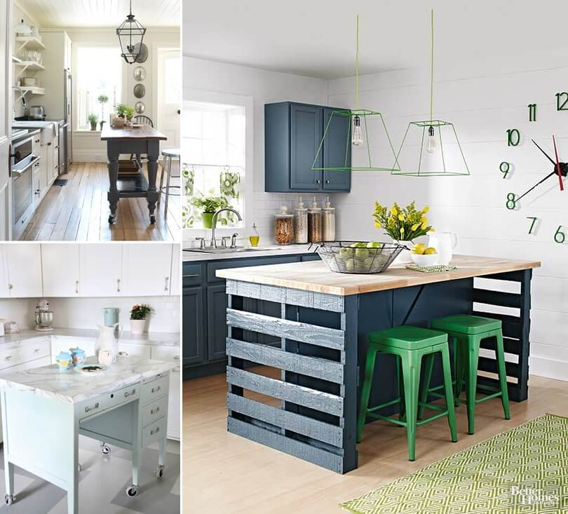 Alternative Kitchen Ideas