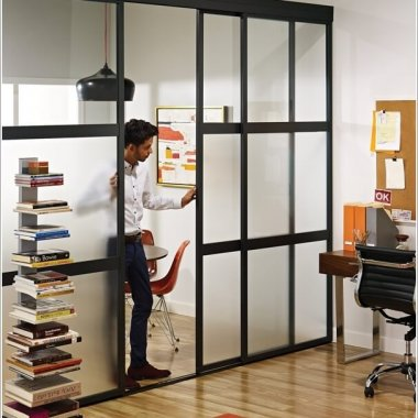 Amazing Home Office Divider Screen Ideas 2