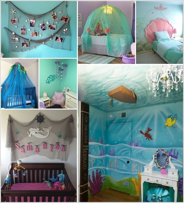 Amazing under the sea kids 39 bedroom ideas for Under the sea bedroom designs