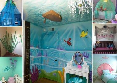 Amazing Under The Sea Kids' Bedroom Ideas fi