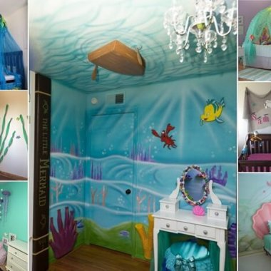 Amazing Under The Sea Kids' Bedroom Ideas fi