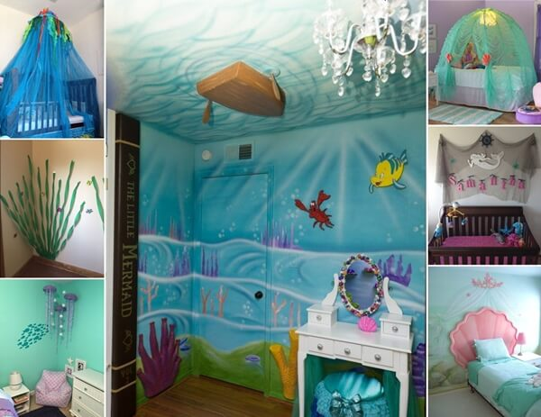 Amazing Under The Sea Kids Bedroom Ideas
