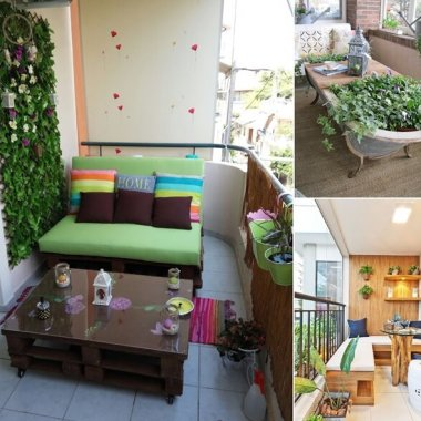 Balcony Tables That will Add Charm to Your Balcony fi