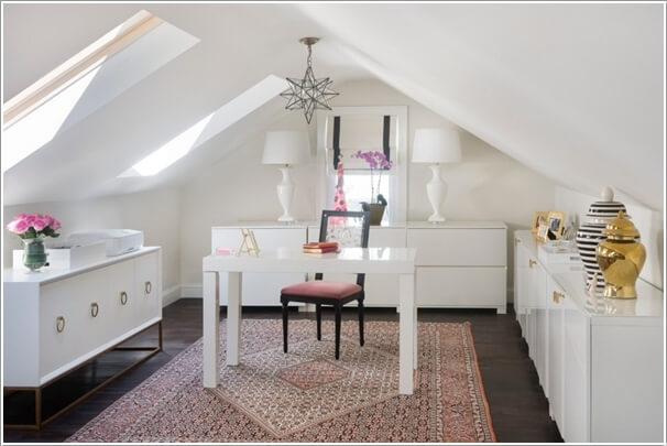 Invest In Free Standing Storage Solutions Depending Upon The Size And  Storage Requirement Of Your Attic