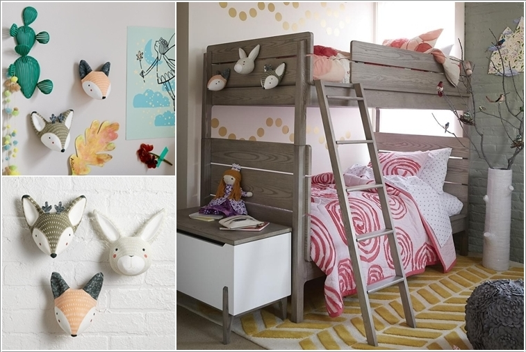Creative Forest Themed Kids Bedroom And Nursery Decor Ideas