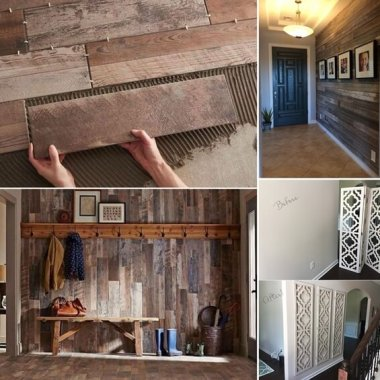 Design Your Entryway Wall in a Unique Way fi