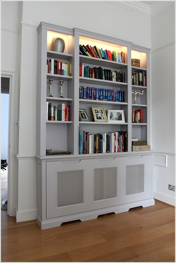 Here Are Some Clever Ideas To Hide Radiators