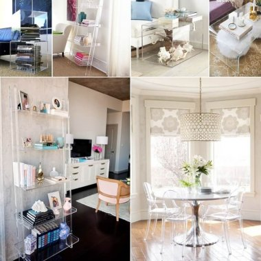 Invisible Furniture Can Make Your Small Room Look Bigger fi
