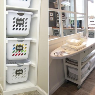 Keep Your Laundry Room Tidy with a Laundry Sorter fi