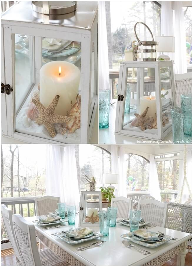 Mesmerizing Diy Coastal Candle Holder Ideas