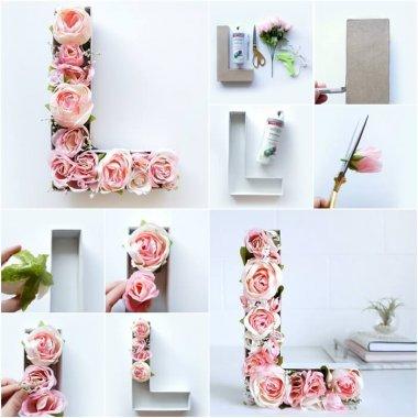 Try This Wonderful Blooming Monogram fi