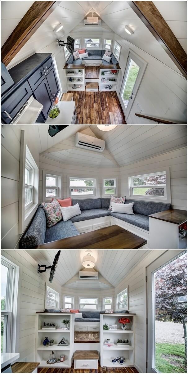 10 panche semplici ma raffinate da realizzare per la casa for Semplici progetti di piccola casa