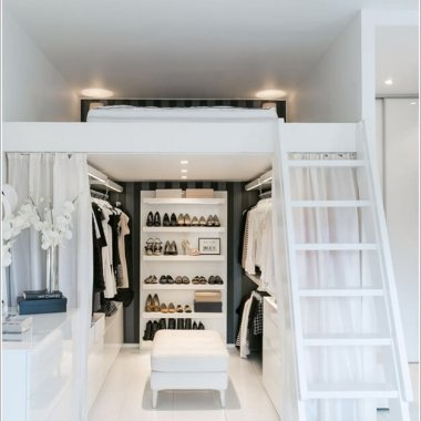 10 Loft Bed Designs You'll Totally Love 2