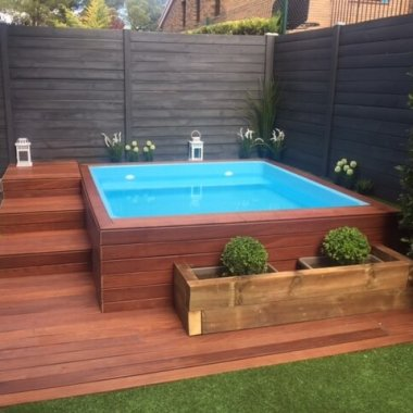10 Small Pool Designs Perfect for Your Garden fi
