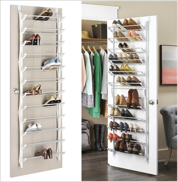15 Clever Narrow And Vertical Shoe Storage Ideas