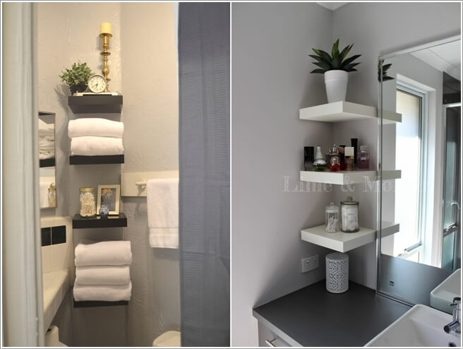 15 Ways To Hack Ikea Lack Wall Shelf