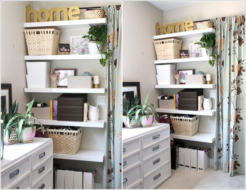 Turn Your Home Office Clutter Free And Make Work Easier
