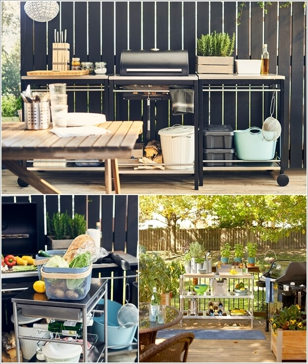 15 Most Outrageous Outdoor Kitchen Sink Station Ideas: 16 Cool Ideas For Your Outdoor Kitchen