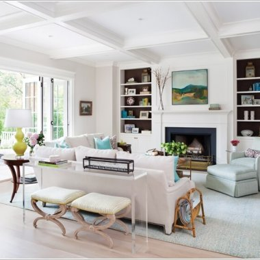 5 Ways to Create Functional but Trendy Storage in Your Living Room 2a