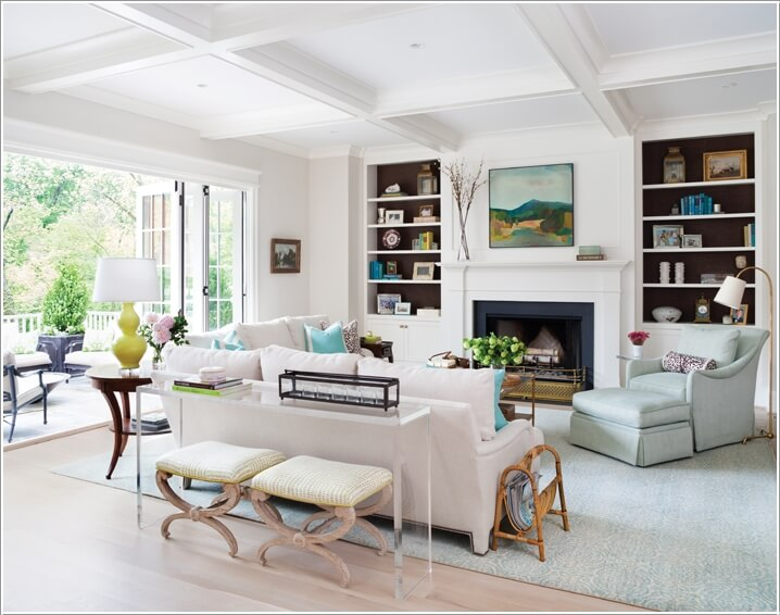 5 Ways To Create Functional But Trendy Storage In Your Living Room 2a Jpg