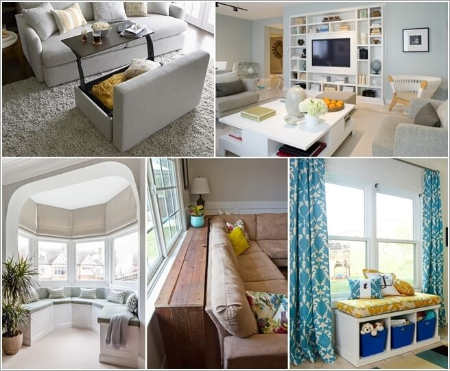 Create storage fabulous beautiful storage boxes create for Functional living room