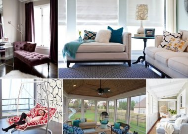 Decorating with Chaise Lounge in Living Room fi