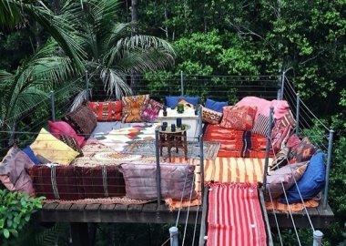 Design Your Garden in Bohemian Style fi