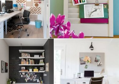 Inspiration Wall Ideas Worth Stealing for Your Home Office fi