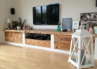 Look at These Incredible Wooden Crate Furniture Ideas fi