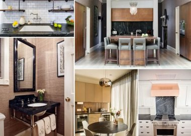 Reasons to Include Black Marble in Home Decor fi
