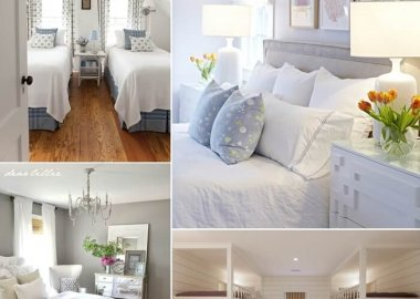 10 Cozy Ways to Decorate a Guest Bedroom fi
