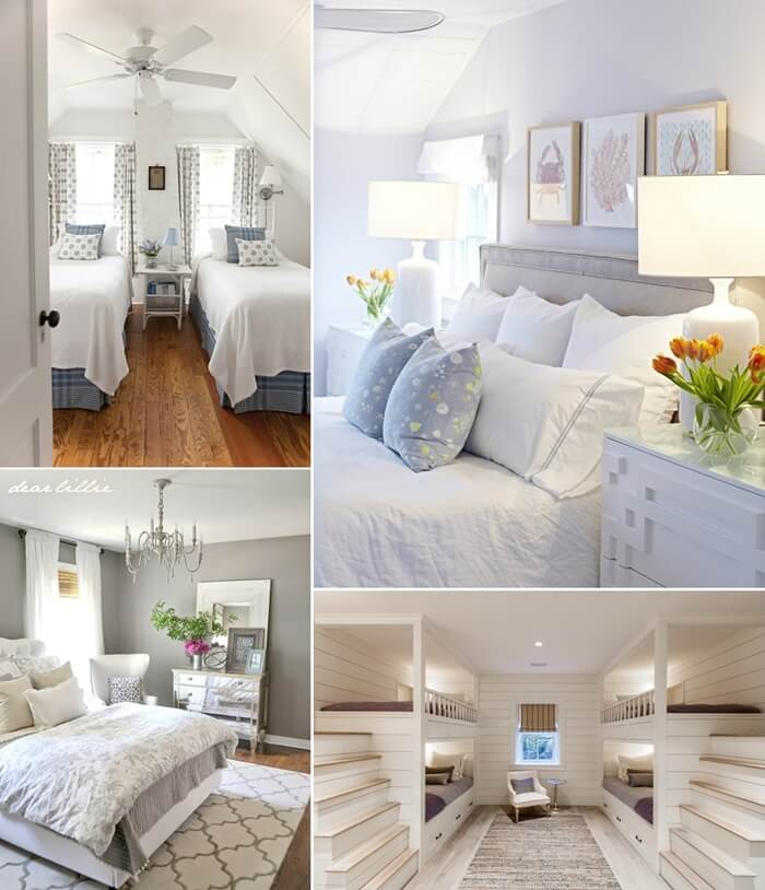10 Cozy Ways To Decorate A Guest Bedroom