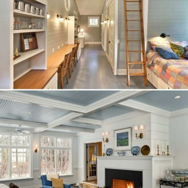 10 Ways to Decorate Your Home with Shiplap fi