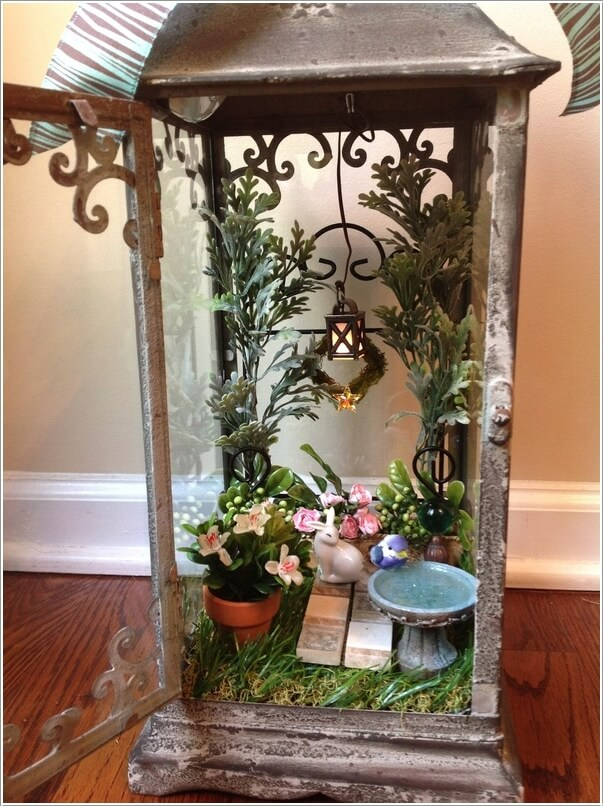 Fairy Garden Houses >> 15 Magical Recycled Fairy Garden Ideas