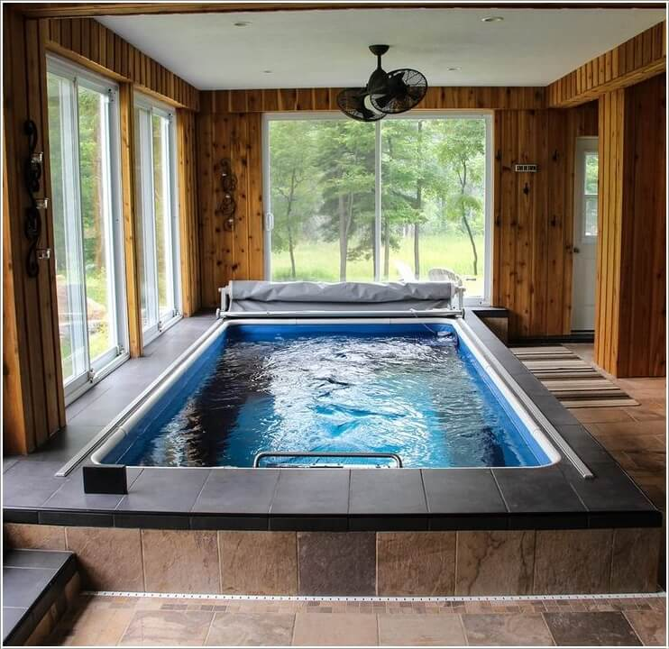 amazing small indoor pool ideas ForSmall Indoor Pool Ideas