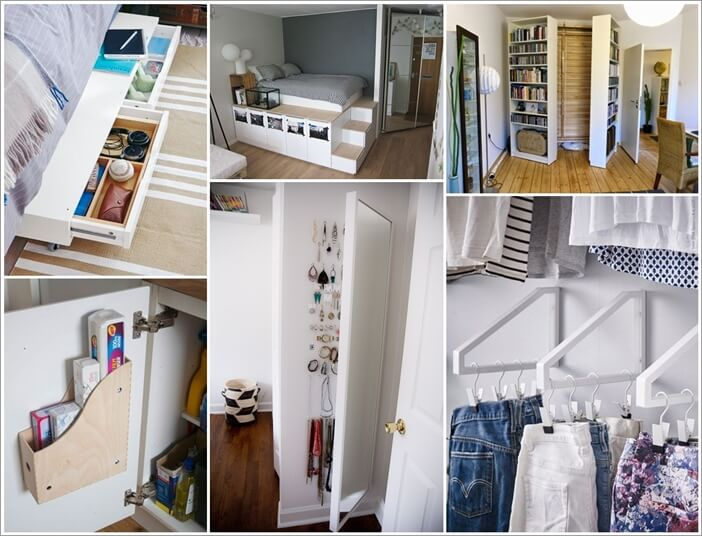 Clever ikea hacks for tiny spaces for Ikea small spaces small ideas