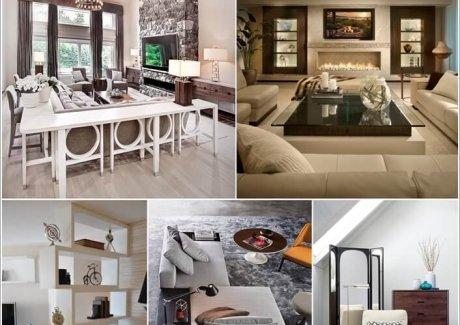 Modern Furniture Designs for Living Room a