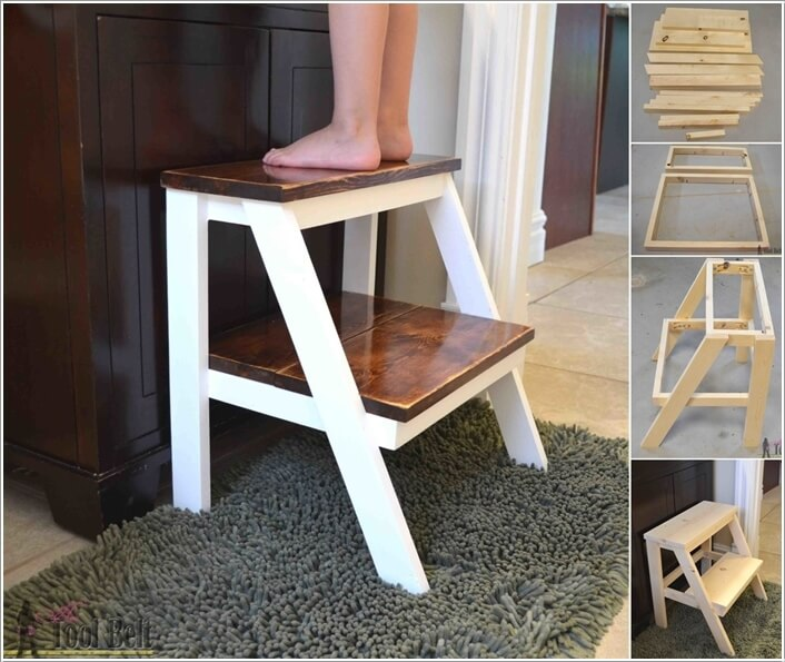 Cool 10 Diy Wood Projects For Your Bathroom Machost Co Dining Chair Design Ideas Machostcouk