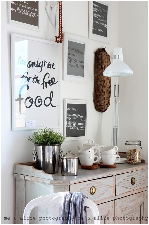10 Ideas To Make Your Coffee Station Interesting