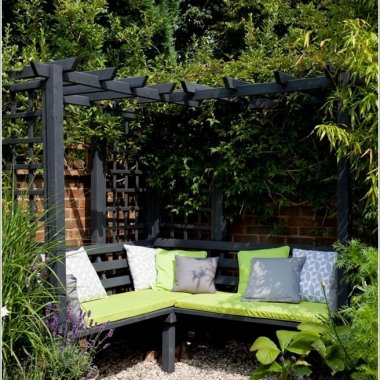 10 Outdoor Seating Nooks You Will Fall in Love With 7
