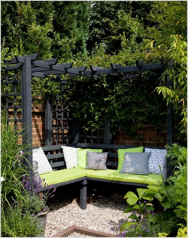 10 Outdoor Seating Nooks You Will Fall in Love With on Backyard Nook Ideas id=77929