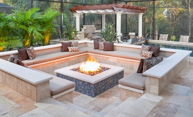 10 Outdoor Seating Nooks You Will Fall in Love With on Backyard Seating Area Designs id=18520